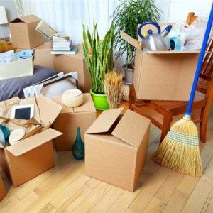 Wohnungsräumung und Entsorgung