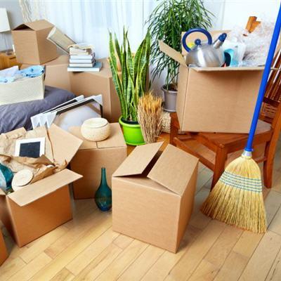 Wohnungsräumung -Schmid Reinigungen-Unterhaltsreinigung-Hauswartung Grundreinigung